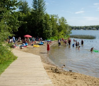 View our parks and campgrounds page